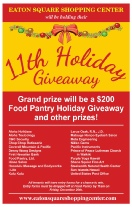 11th Holiday Giveaway